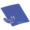 <strong>Fellowes® Gel Gliding Palm Support With  Mouse Pad</strong> by Fellowes Mfg. Co.