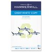 <strong>Great White Recycled Copy Paper, 92 Brightness, 20Lb, 500 Shts/Ream</strong> by Hammermill