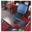 <strong>Deflect-O Corporation</strong> UltraMat Plush Pile Carpet Beveled Edge Chair Mat