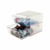 Deflect-O Corporation Two Drawer Cube Organizer