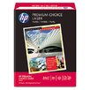 <strong>Premium Choice Laserjet Paper, 98 Brightness, 32Lb, 500 Shts/Rm</strong> by HP