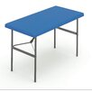 <strong>IndestrucTable TOO 1200 Series Rectangular Folding Table</strong> by Iceberg Enterprises