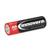 <strong>Innovera®</strong> Alkaline Battery, Aa, 8/Pack
