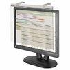 "Kantek LCD Protect Acrylic Monitor Filter with Privacy Screen,17"" Monitor"