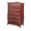 Storkcraft Aspen 5-Drawer Chest