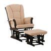 <strong>Tuscany Glider and Ottoman</strong> by Storkcraft