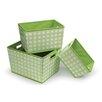 Badger Basket Nesting Trapezoid Three Basket Set