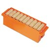<strong>MMF Industries</strong> Porta-Count System Extra-Capacity Rolled Coin Plastic Storage Tray