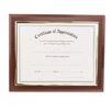 Executive Plaque Frame