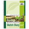 Pacon Corporation 70 Sheet Ecology Sketch Diary