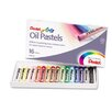 Oil Pastel Set with Carrying Case, 16/Set