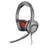 <strong>USB Stereo Headset with Noise Canceling Mic</strong> by Plantronics