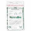 <strong>Securit Biodegradable Plastic Money Bags, Tamper Evident, 50/Pack</strong> by PM Company