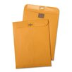 Quality Park Products Postage Saving Clasp Kraft Envelope, 6 X 9, 100/Box