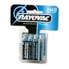 <strong>Rayovac®</strong> AAA Alkaline Battery, 8/Pack