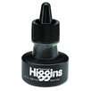Sanford Ink Corporation Higgins Waterproof India Ink For Art/Technical Pens, 1 Oz Bottle