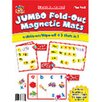 Scholastic Jumbo Fold-out Magnetic Mats Setof5