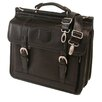Premium Soft Leather Laptop Briefcase