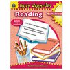 <strong>Teacher Created Resources</strong> Daily Warm-Ups: Reading, Grade 1, Paperback, 176 Pages