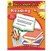 <strong>Teacher Created Resources</strong> Daily Warm-Ups: Reading, Grade 3, Paperback, 176 Pages