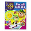 <strong>Sticker Book for All Seasons, 1,008/Pack</strong> by Teacher Created Resources