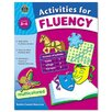 <strong>Teacher Created Resources</strong> Activities for Fluency Grades 3 To 4, 144 Pages