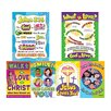 <strong>God Is Love Bulletin Board</strong> by Teacher Created Resources