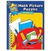 <strong>Math Picture Puzzles Gr 2</strong> by Teacher Created Resources