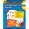 Teacher Created Resources Daily Warm Ups Language Skills Gr 2