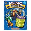 Teacher Created Resources Music For Everyone Gr Pk-2