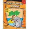 Teacher Created Resources Ready Set Lrn Math Puzzles & Games