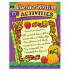 <strong>Teacher Created Resources</strong> Cursive Writing Activities