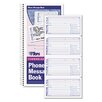 <strong>Tops Business Forms</strong> Message/Phone Call, 2-3/4 x 5, Carbonless Duplicate, 400 Sets/Book