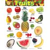 <strong>Learning Chart Fruits</strong> by Trend Enterprises
