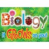 Trend Enterprises Biology It Grows On You Argus Large