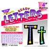 <strong>Alpha-beads Ready Letters 4in Upper</strong> by Trend Enterprises