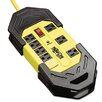 <strong>Safety Surge Suppressor, 8 Outlets, 25 ft Cord</strong> by Tripp Lite