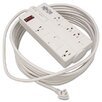 <strong>Surge Suppressor, 8 Outlet, 25Ft Cord, 1440 Joules</strong> by Tripp Lite