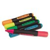 Desk Highlighter W/Comfort Grip (Set of 5)