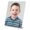 Universal® Clear Self-Standing Desk Frame for 8 X 10 Insert, 3/Pack