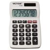 <strong>Victor Technology</strong> 8-Digit Calculator, 8-Digit Lcd