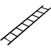 "CL Series 6' L x 12"" W Straight Ladder Section"