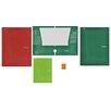 Mead 4 Pocket Paper Folder