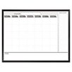 The Board Dudes Dudes Premium Magnetic Dry Erase Monthly 3' x 4' Whiteboard
