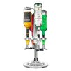 <strong>Final Touch Rotary LED Bar Caddy</strong> by Bar Originale