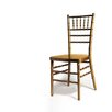 <strong>Advanced Seating</strong> Armless Chiavari Stacking Chair with Optional Cushion