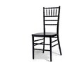 Chiavari Chair in Black with Optional Cushion