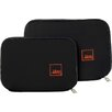 Neoprene Business Cases Small Computer Sleeve in Black