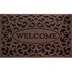 Apache Mills Welcome Design Mat