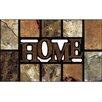 Apache Mills Masterpiece Home Slate Mat